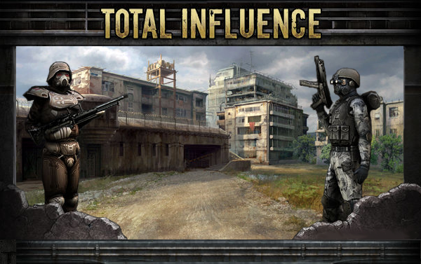 Ролевые (RPG). Total influence Online.